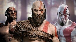 Download Kratos vypráví příběh série God of War | CZ /SK Video