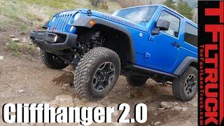 Download Jeep Wrangler Rubicon vs Sport vs Renegade vs Cliffhanger 2.0 Extreme Off-Road Mashup Review Video