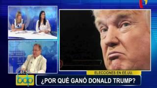 Download ¿Por qué ganó Donald Trump?, internacionalista analiza las razones Video