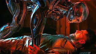 Download Ultron Cuts Off Klaw's Arm Scene - Avengers: Age of Ultron (2015) Movie CLIP HD Video
