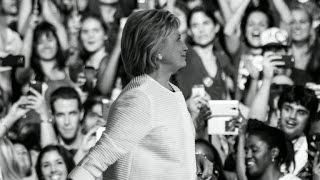 Download Morgan Freeman narrates Hillary Clinton DNC biography video Video