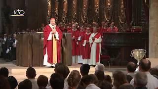 Download Vigile de la Pentecôte : messe et confirmations d'adultes Video