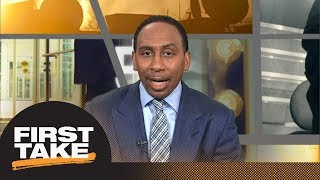 Download Stephen A. Smith: 'It's a wrap' if Warriors beat Rockets in Game 2 | First Take | ESPN Video