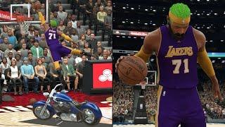 Download NBA 2K17 MyCareer #20 - Dunk Contest Video