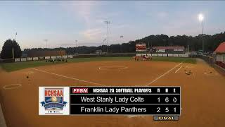 Download West Stanly @ Franklin - Game 2 Video