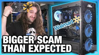 Download Walmart Gaming PC: How to Do Everything Wrong | Overpowered DTW3 Video