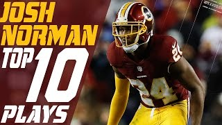 Download Josh Norman's Top 10 Plays of the 2016 Season | NFL Highlights Video