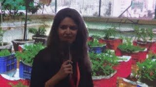 Download Sustainable Urban Farming   Priyanka Shah   TEDxTNMC Video