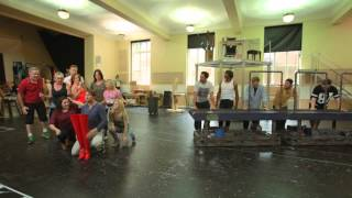 Download Kinky Boots - London West End rehearsals Video