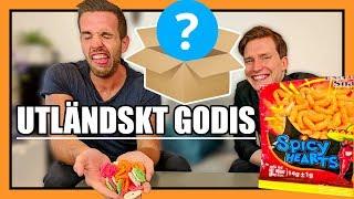 Download TESTAR KONSTIGT GODIS FRÅN ASIEN Video