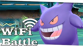 Download SIMSALA VS GENGAR! Pokemon WiFi Battle (Let's Go Pikachu & Evoli) Video