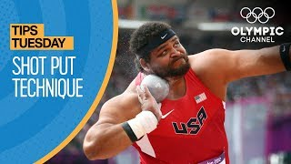 Download How to Throw a Shot Put ft. Reese Hoffa   Olympians' Tips Video