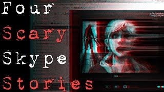 Download 4 SCARY SKYPE HORROR STORIES TO KEEP YOU UP AT NIGHT (Be Busta) Video