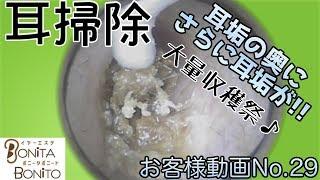 Download 【耳掃除 #29】ボニータボニート 垢の収穫祭(*^-^*)♪ Video