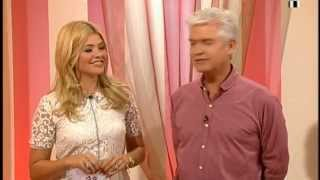 Download Holly hesitates and says blue jobs! This Morning 11th September 2012 Video