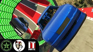 Download Let's Play - GTA V - Buckley Races with James Buckley and Lazarbeam Video