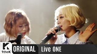 Download Live ONE(라이브원): Bolppalgan Puberty(볼빨간사춘기) The First Live Performance! Tell me you love me(좋다고 말해) Video