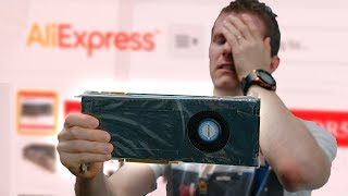 Download Cheap AliExpress Graphics Cards - SCAM??? Video