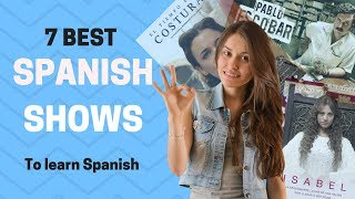 Download 7 Best Spanish Shows to Learn Spanish Video