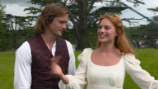 Download Behind The Scenes on The Legend of Tarzan: Movie B-Roll + Clips - Margot Robbie, Alexander Skarsgard Video