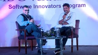 Download Fireside chat by Sudhir Sethi with Girish Mathrubootham Video