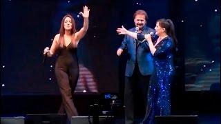 Download En el Luna Park con Los Pimpinela | ANGELA LEIVA Video