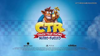 Download Crash Team Racing: Nitro Fueled Announcement Trailer | PS4 | The Game Awards 2018 Video
