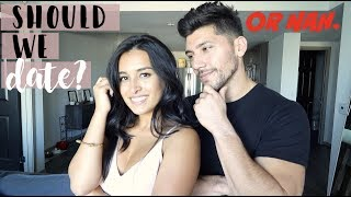 Download SHOULD WE DATE? BF+GF COMPATIBILITY TEST ft. Josh Leyva Video