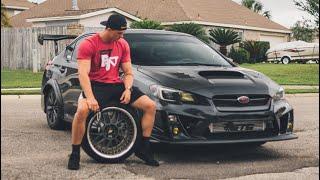 Download SELLING my WRX wheels.. Video