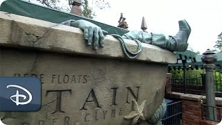 Download Haunted Mansion Interactive Queue | Walt Disney World Video