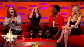 Download The Cast of Ghostbusters Find Chris Hemsworth Annoyingly Perfect - The Graham Norton Show Video