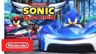 Download Team Sonic Racing - Gameplay Trailer - Nintendo Switch Video