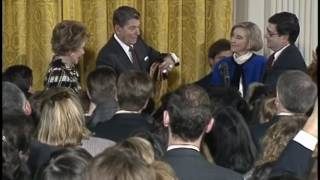 Download President Reagan's Farewell Remarks to White House Staff on January 18, 1989 Video
