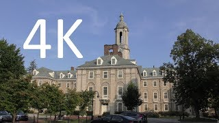 Download A 4K Tour of Penn State University (University Park Campus) Video