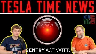 Download Tesla Time News - Sentry Mode Strikes Again! Video