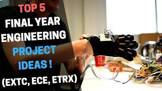 Download Top 5 Final Year Engineering Project - 2017 (ECE, EXTC, ETRX) Video