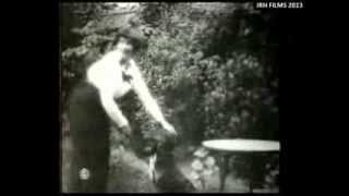 Download Colette (1873-1954) - Filmed at Home with her Cats and Dog Video