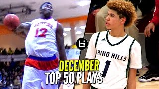 Download LaMelo Ball & Zion Williamson Show TAKES OVER! Top 50 Plays of December! Video
