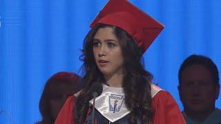 Download Valedictorian Reveals Undocumented Status in Speech Video