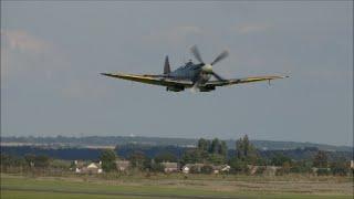 Download Battle of Britain Anniversary Duxford Airshow, IWM Duxford 2015 Video
