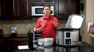 Download Masterbuilt Butterball® XL Indoor Electric Turkey Fryer 23011114 Video