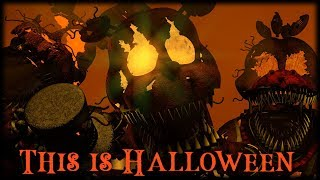 Download [FNAF\SFM] This is Halloween Remix Video