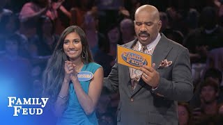 Download The Singh family play Fast Money! | Family Feud Video