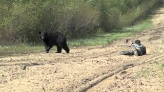 Download Close encounter northern alberta bear hunt Video