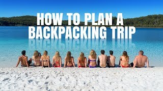 Download How To Plan A Backpacking Trip Video