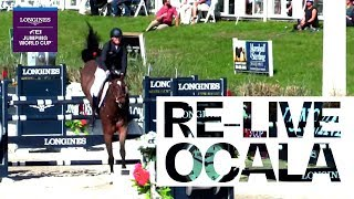 Download RE-LIVE - Longines FEI Jumping Nations Cup™ | Ocala (USA) |Longines Grand Prix Video