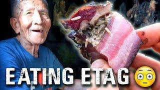 Download Philippines STRANGEST food! ETAG in Sagada | Travel Philippines Vlog Video