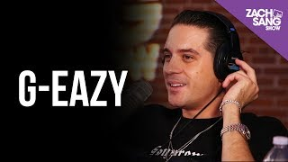Download G-Eazy Talks The Beautiful & Damned, Halsey and Eminem Video