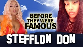 Download STEFFLON DON   Before They Were Famous   Rapper Biography Video