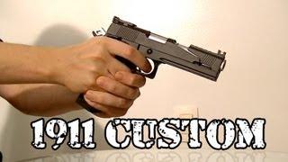 Download Vendo Airsoft - Pistola 1911 Custom GBB Co2 - Legalizada Brasil Video